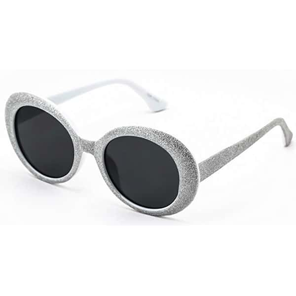 Elite Glasses Clout Goggles Oval Mod Retro Thick Frame Rapper Hypebeast Eyewear