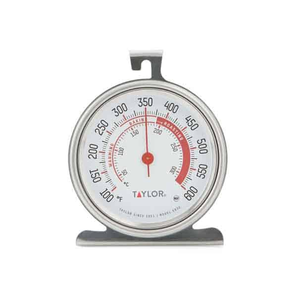 Taylor Classic Series Large Dial Oven Thermometer