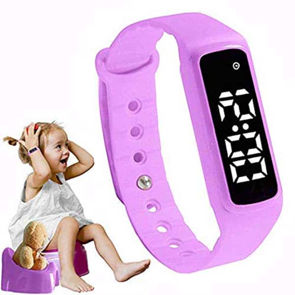 GOGO Potty Training Watch - Baby Reminder Water Resistant Timer
