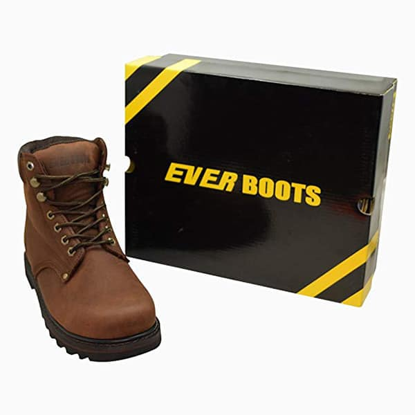 Ever Boots Tank Construction Boot