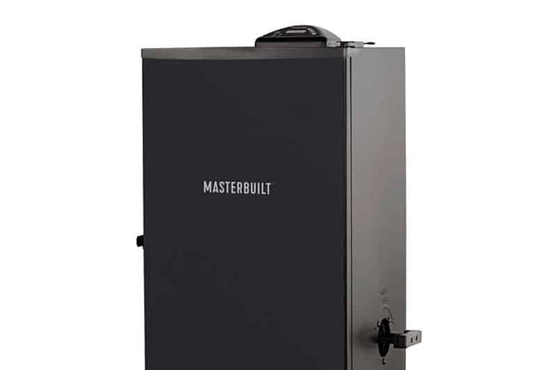Masterbuilt 20070910 30-Inch Black Electric Digital Smoker
