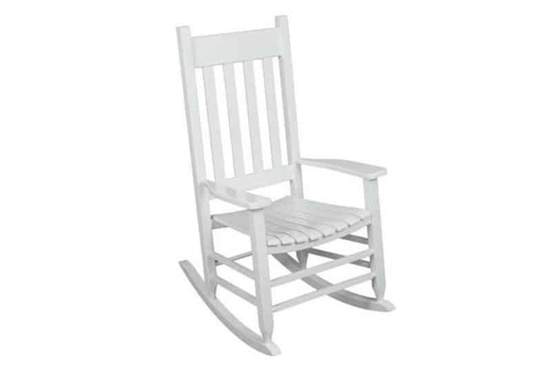 Garden Treasures Outdoor Rocking Chair Review