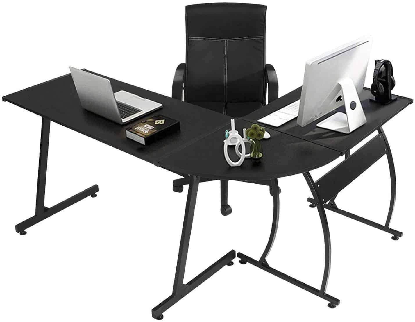 GreenForest L-Shape Corner Computer Office Desk Review