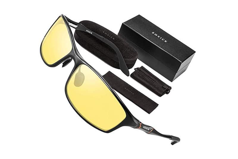 Unisex SOXICK Night Driving Polarized Glasses Review