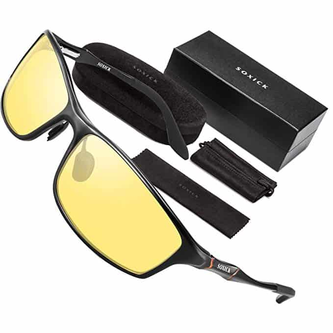 Night Driving Polarized Glasses Review