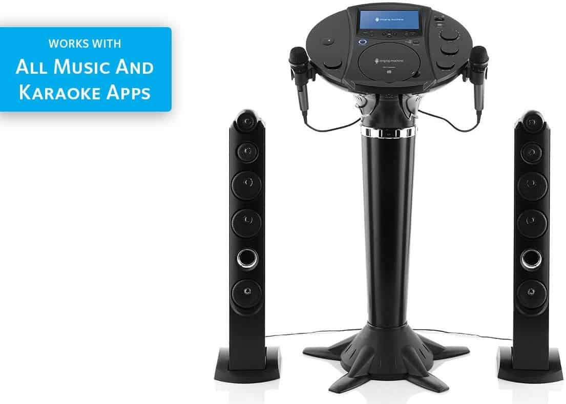 Singing Machine iSM1030BT Bluetooth Karaoke Pedestal Review