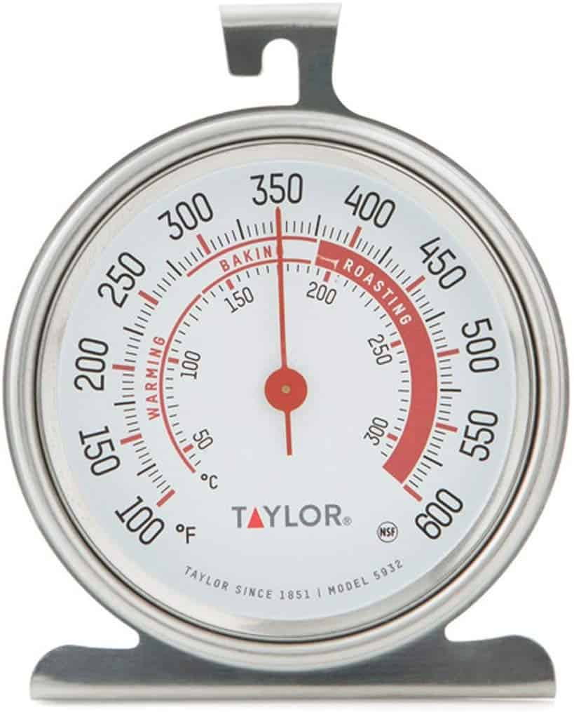 Taylor Classic Series Large Dial Oven Thermometer Review