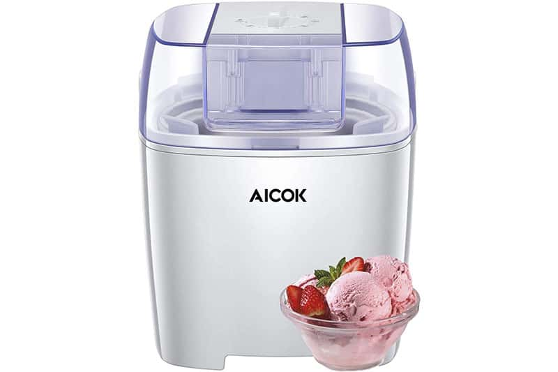 Aicok Ice Cream Maker Review