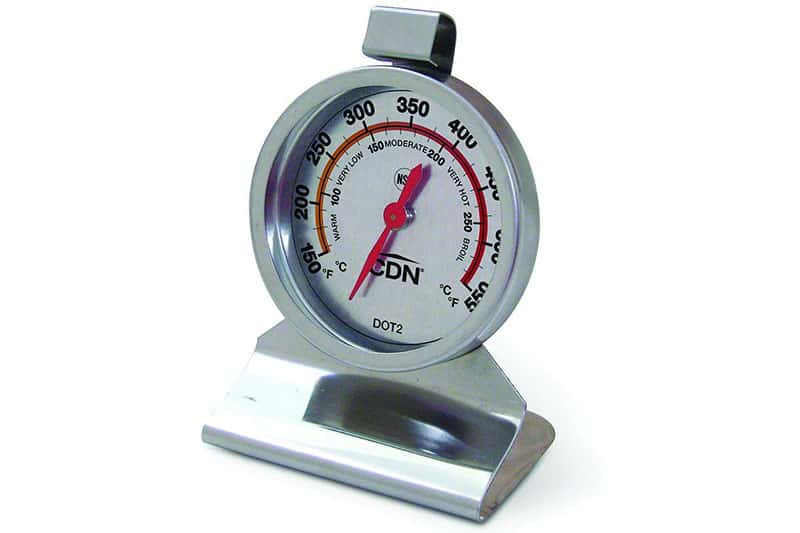 CDN DOT2 Proactive Oven Thermometer Review