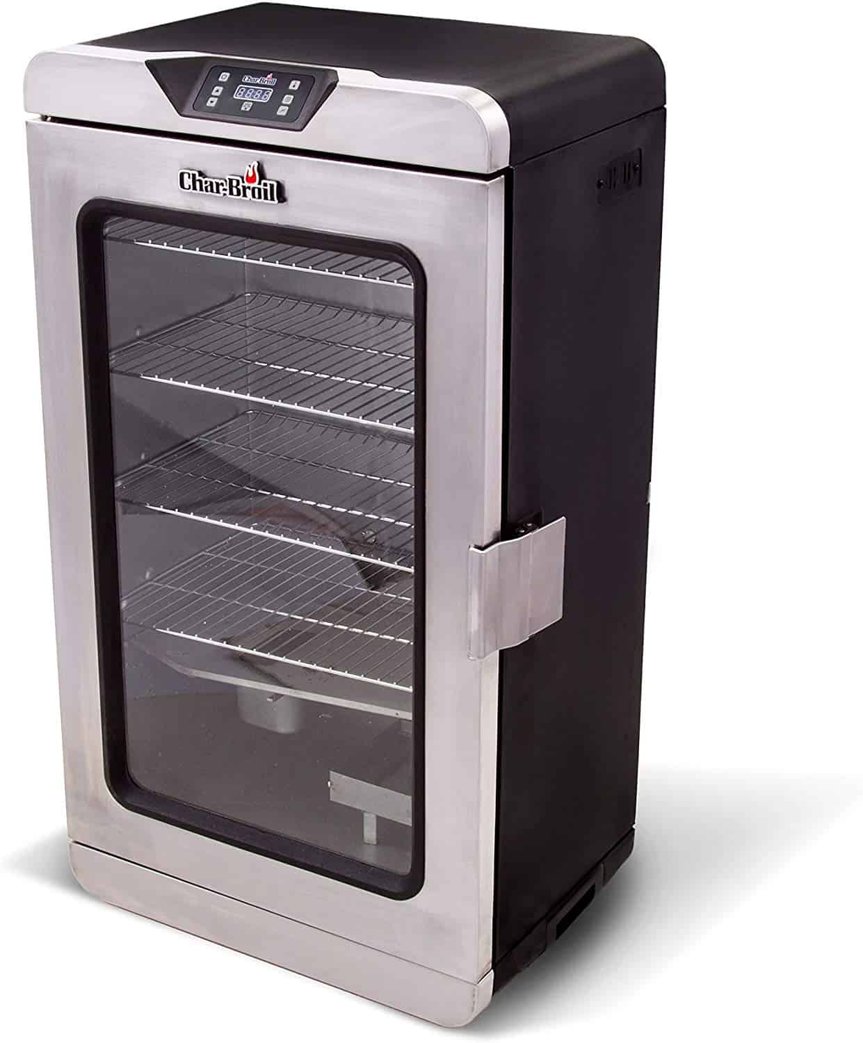 Char-Broil Deluxe Electric Smoker Review