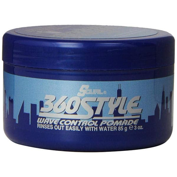 Lusters S-Curl 360 Wave Control Pomade