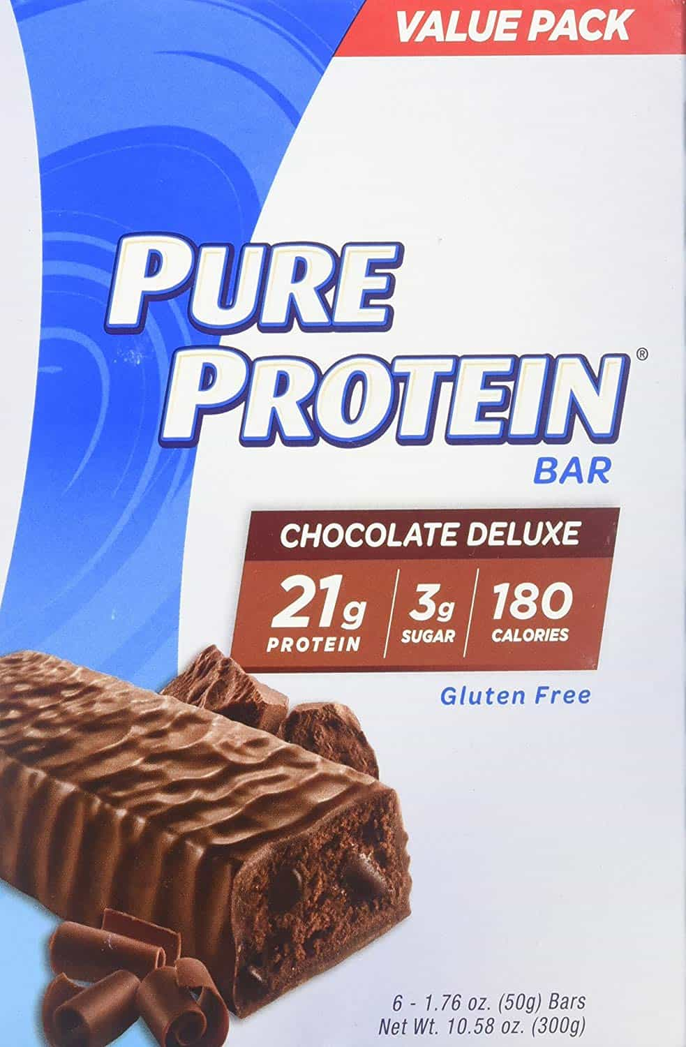 Pure Protein High Protein Bars Review