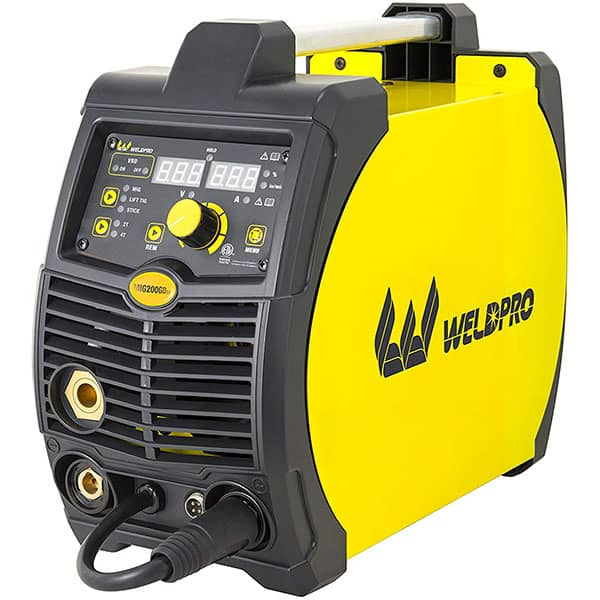 Weldpro 200 Amp Inverter with Dual Voltage 220V/110V