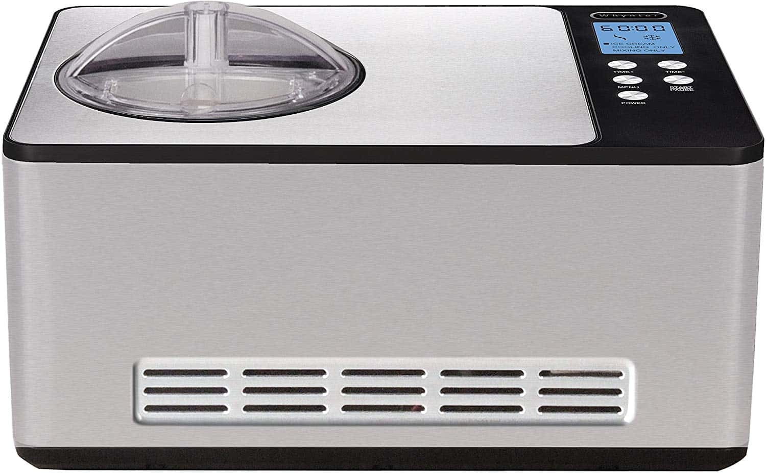 Whynter ICM-200LS Stainless Steel Ice Cream Maker Review