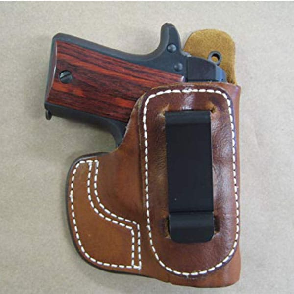 Azula Gun Holsters Kimber Micro 380 Conceal Carry Holster