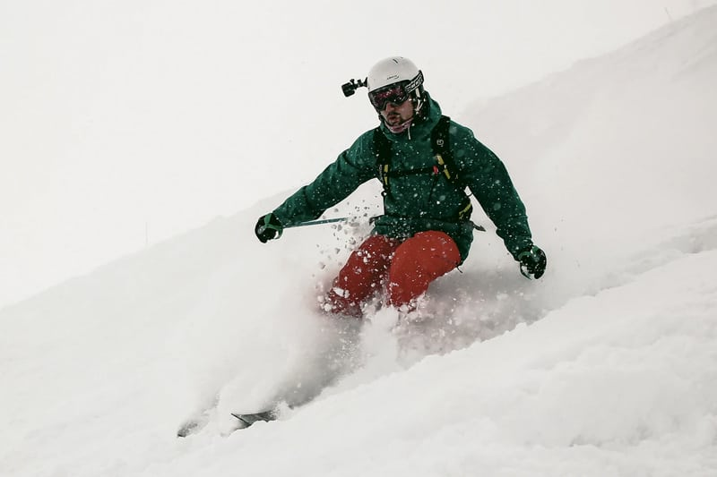Best Action Camera For Skiing And Snowboarding