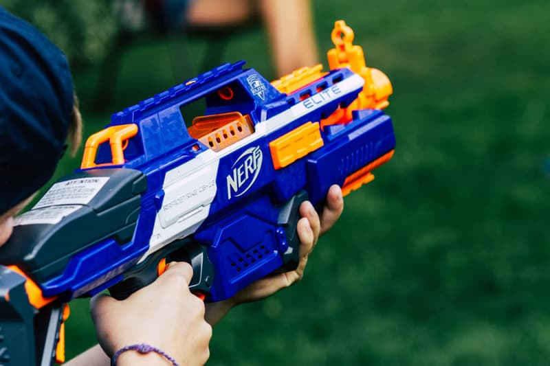 Learn To Customize Your Own Nerf Gun