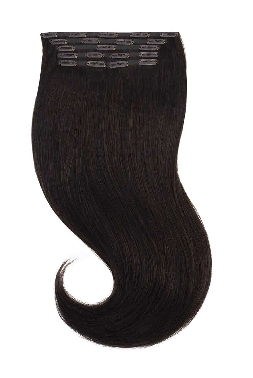 Glam Seamless Clip-In Hair Extensions