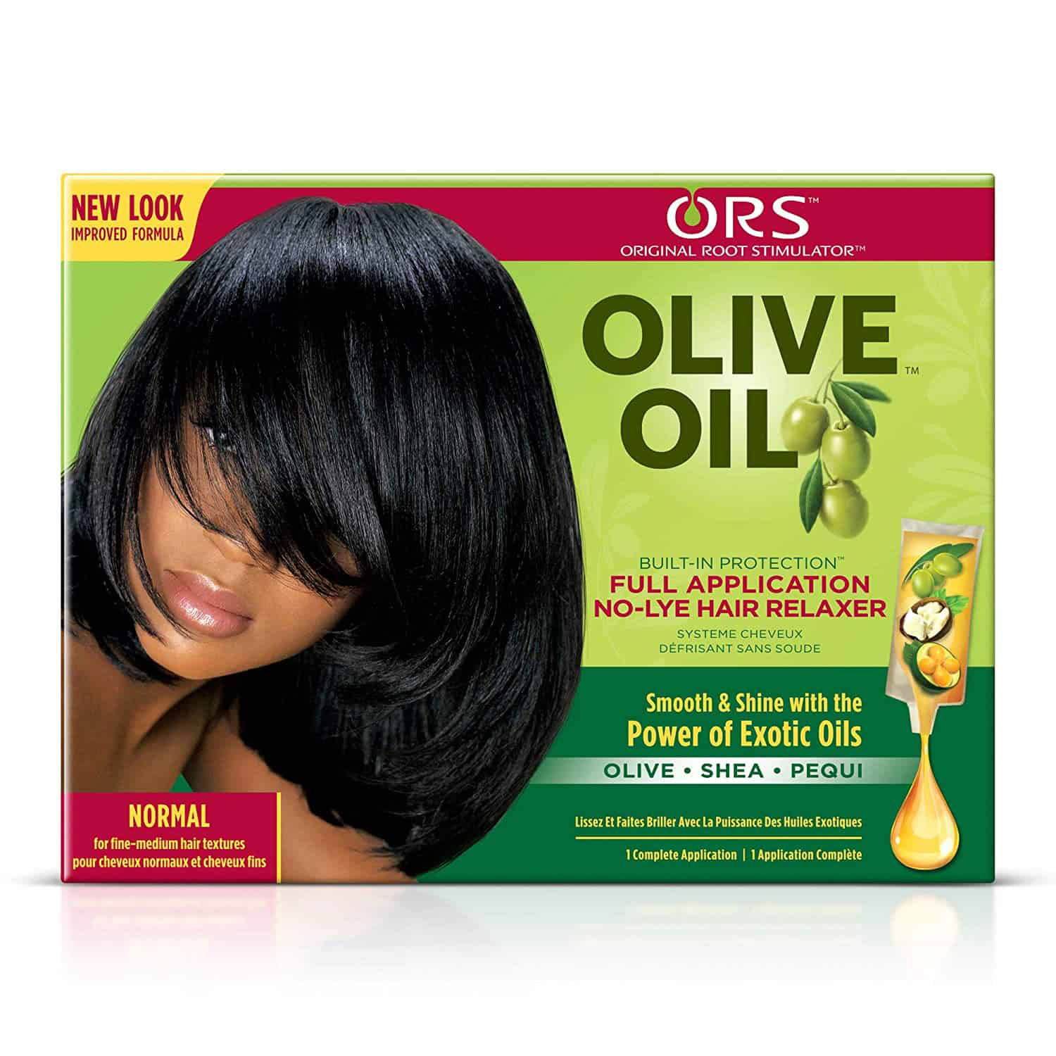 ORS Olive Oil Built-In Protect