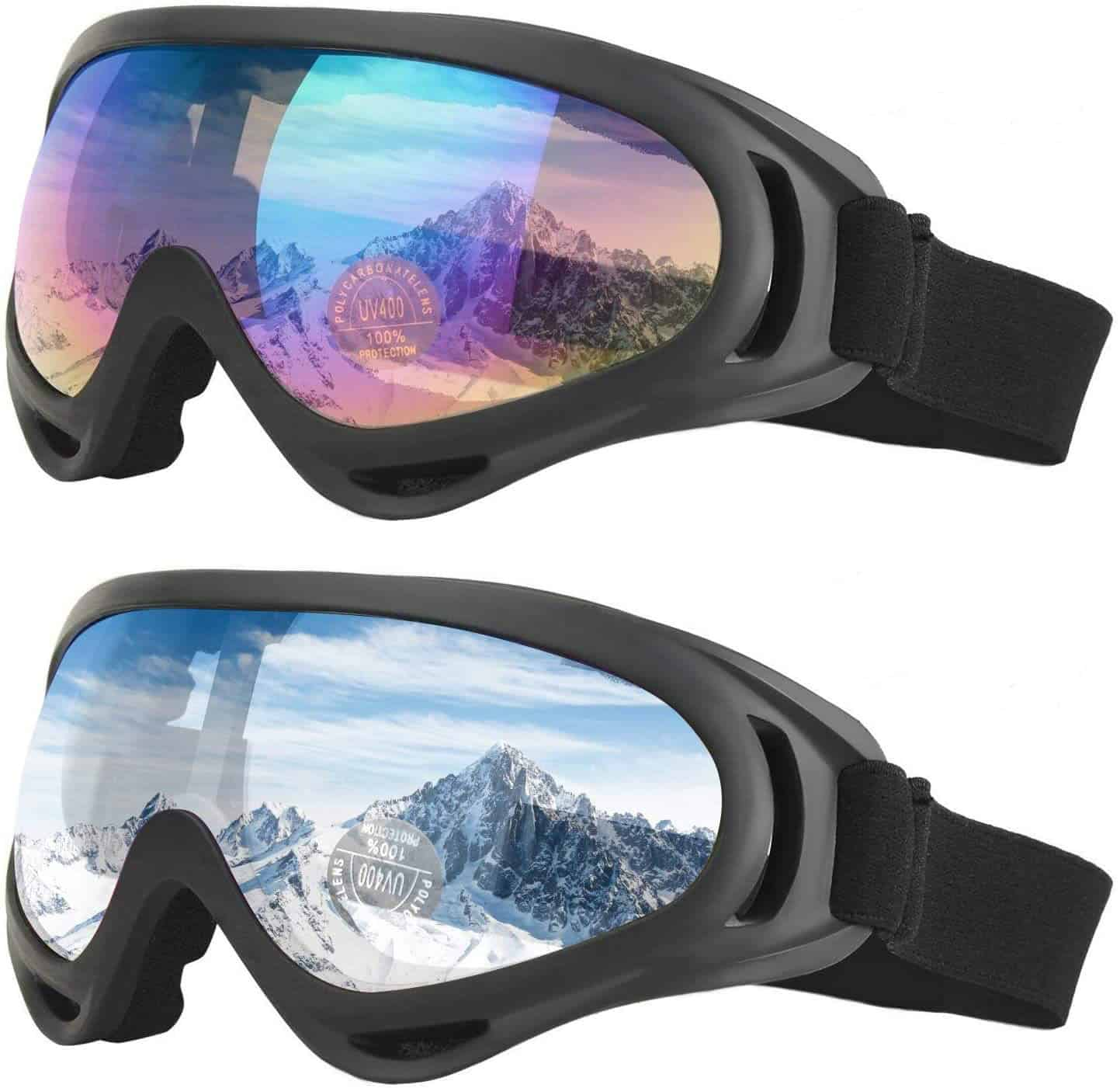 COOLOO Store Ski Goggles